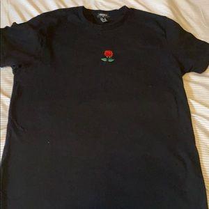 Forever 21 men rose shirt